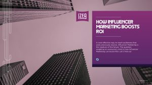 How Influencer Marketing Boosts ROI (New Ebook)