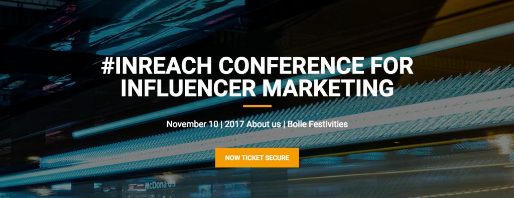 INREACH Influencer Marketing Conference