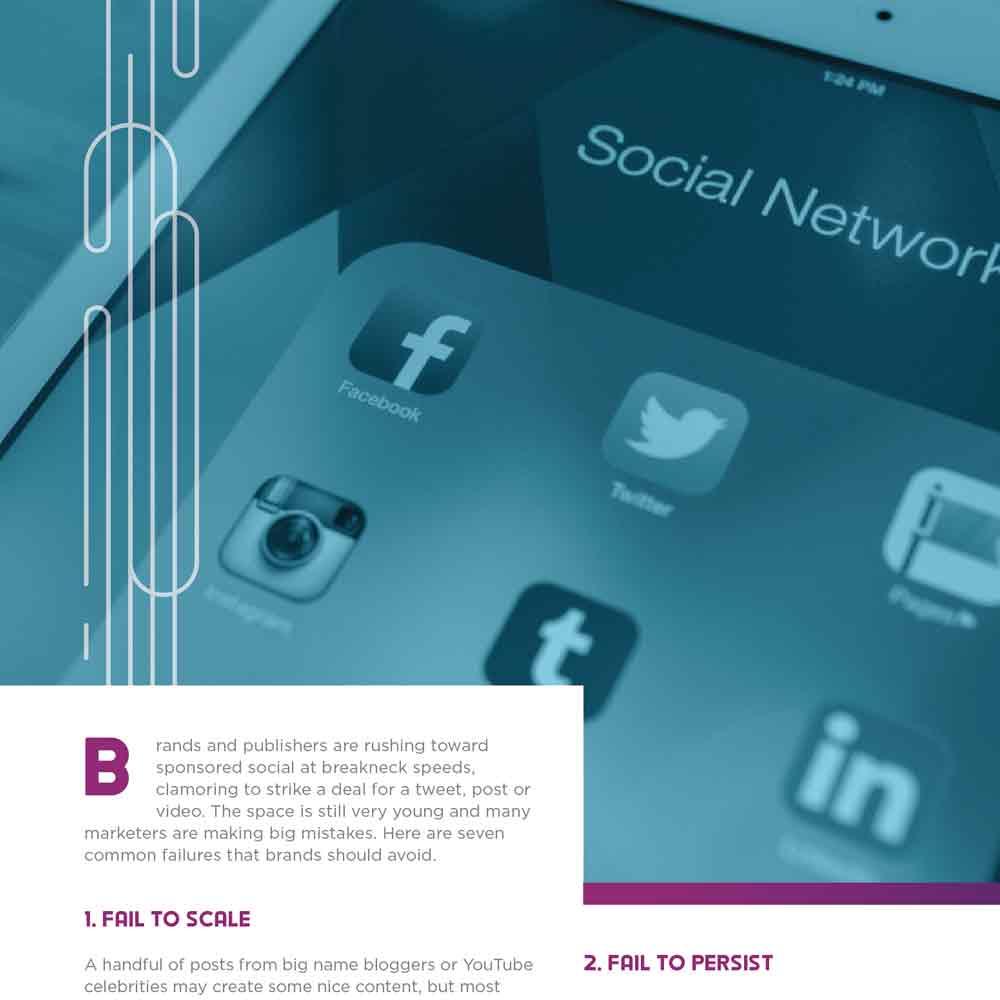 7 Ways Brands Fail at Sponsored Social #2