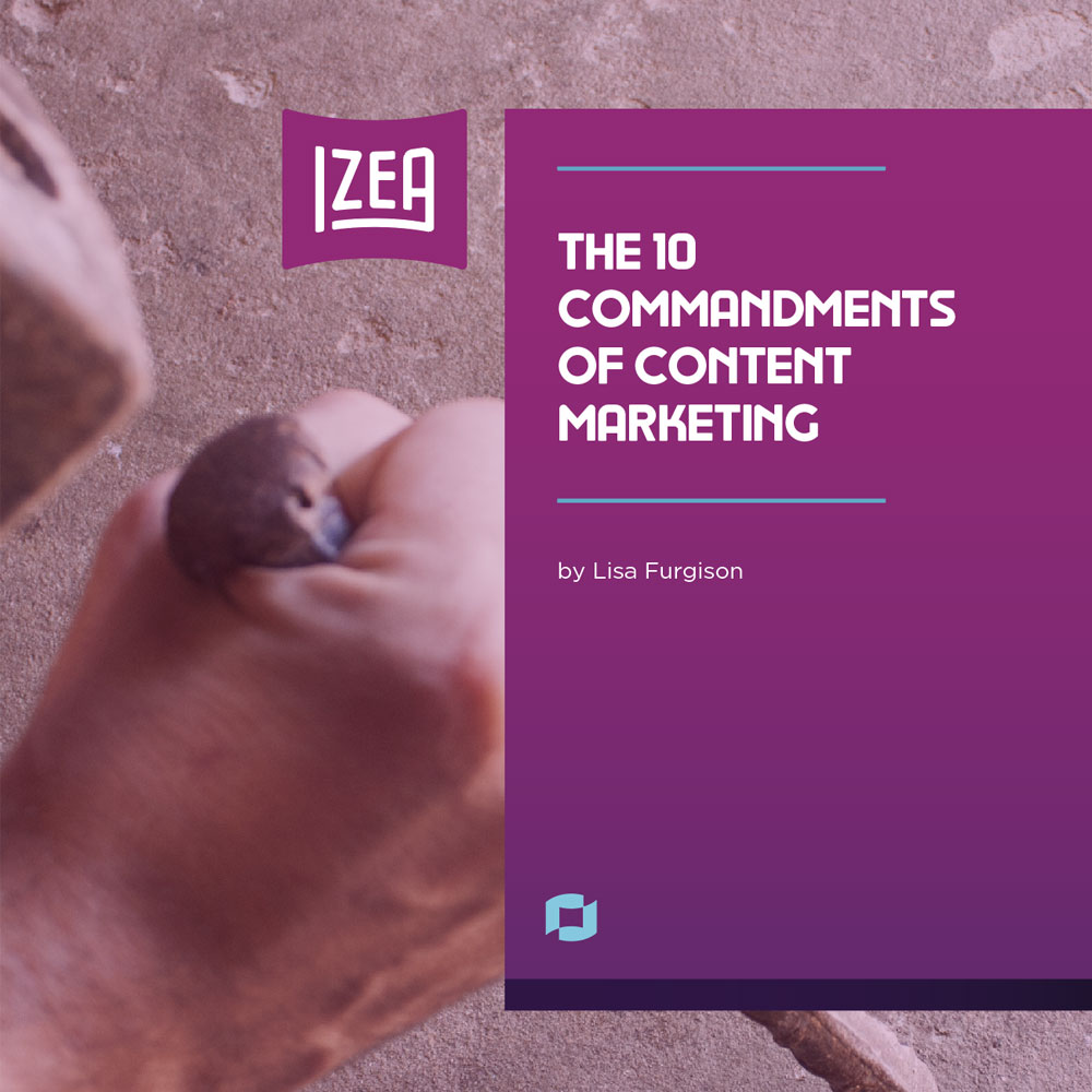 The 10 Commandments of Content Marketing Preview #3