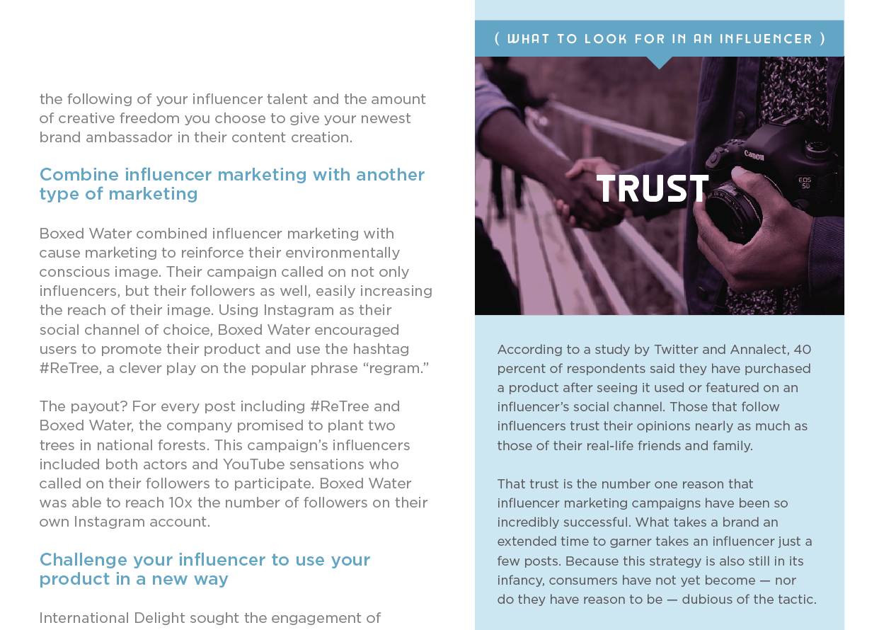 Effective Content Marketing Strategies for Marketers and Agencies Example #1