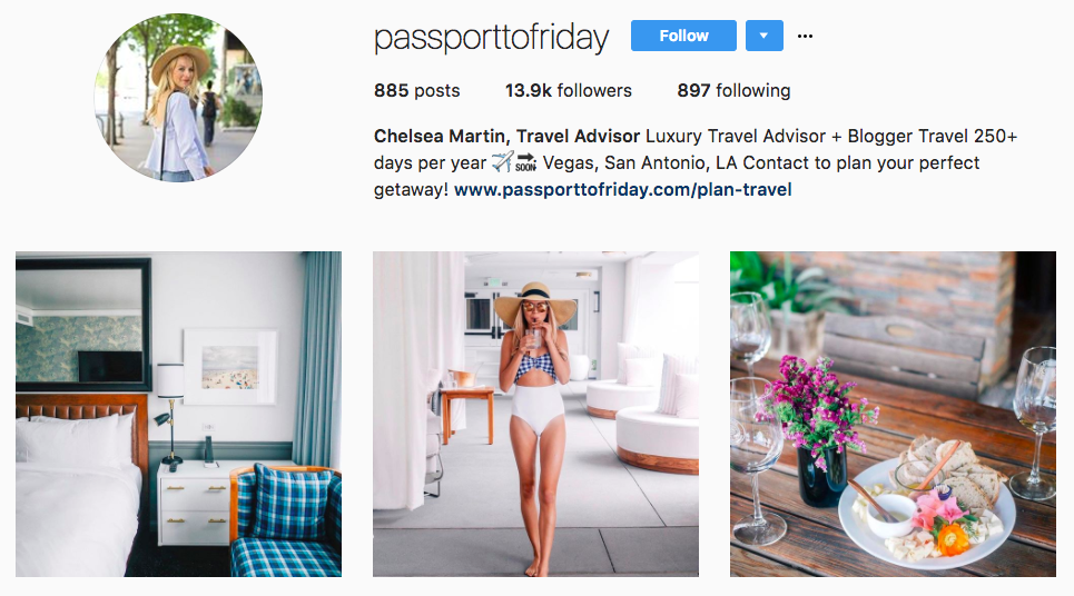 Chelsea Martin Top Micro-Influencer