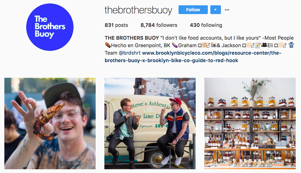The Brother Buoy Top Micro-Influencers