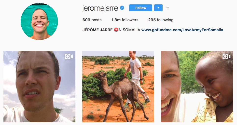 Jerome Jarre Top Snapchat Influencer