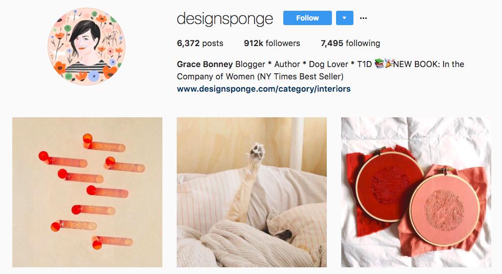Grace Bonney Top Design Influencer