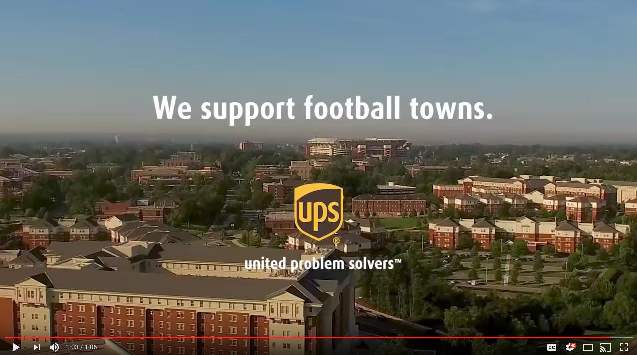 UPS B2B Content Marketing Examples