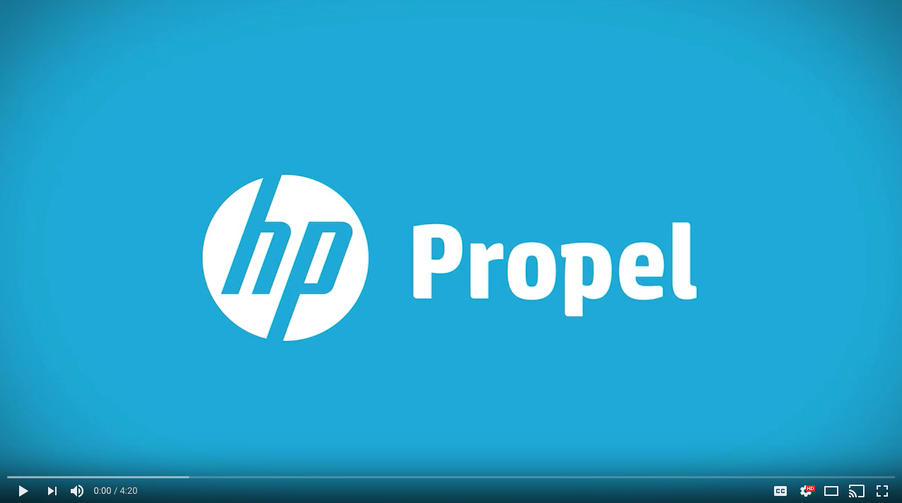 HP Top B2B Content Marketing Examples