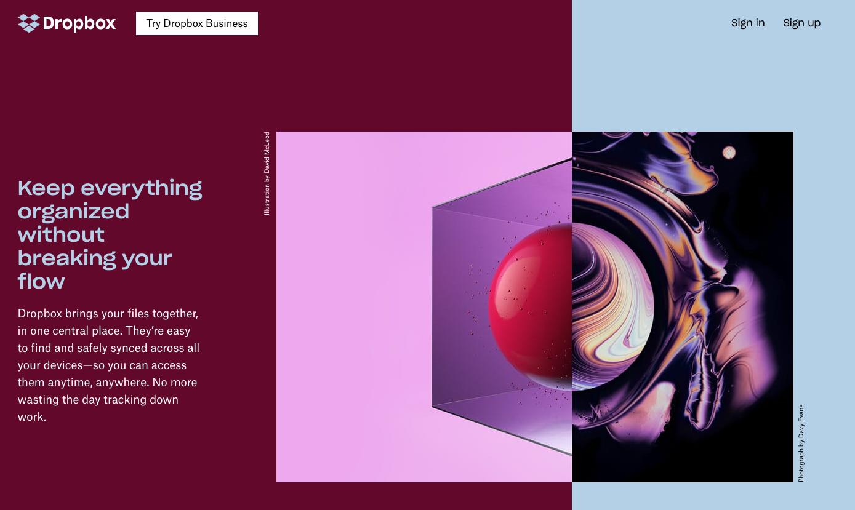 Content Marketing Design Example