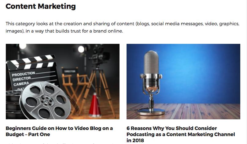 Jeff Bullas Content Marketing Blog