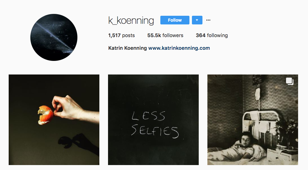 Katrin Koenning Photography Influencer