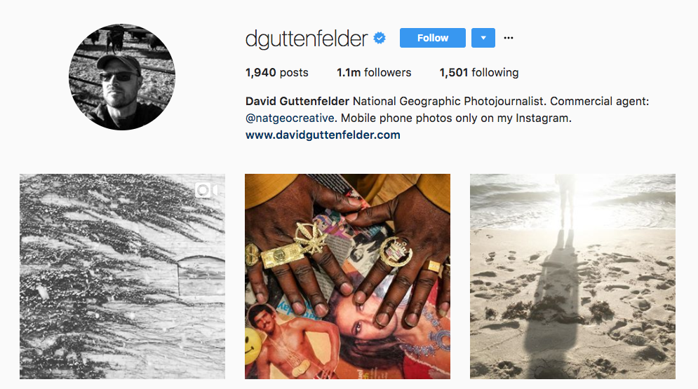 Top Photography Influencers: 25 You Need To Follow - IZEA