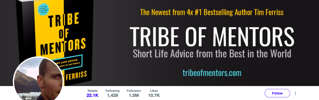 Tim Ferriss Top Marketing Influencer