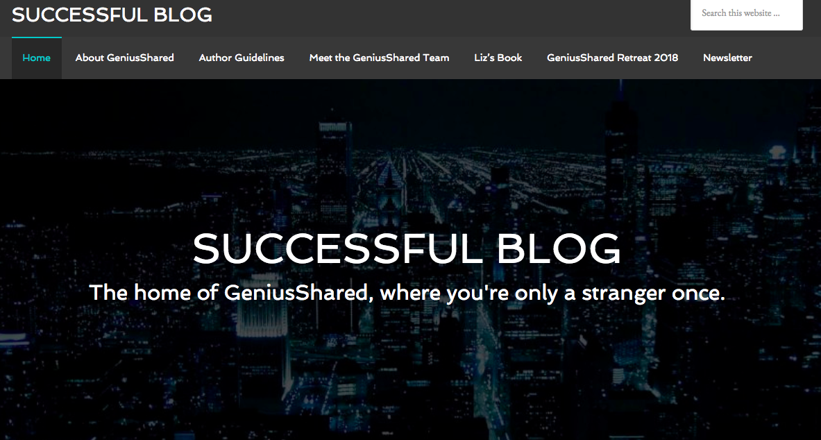Liz Strauss Top Blog Content Writer