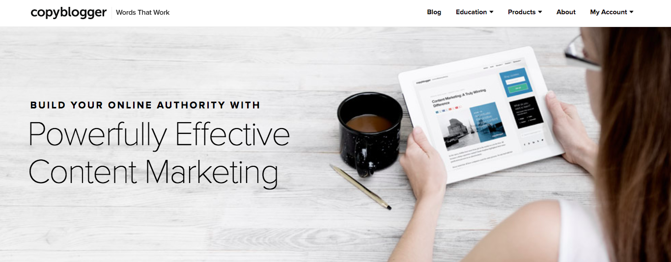 Top Blog Content Writers at Copy Blogger