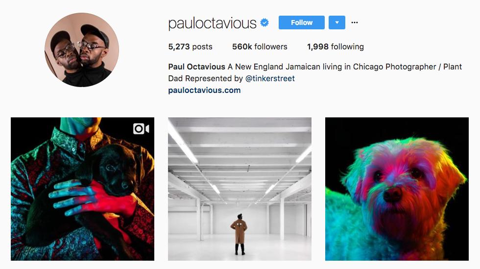 Paul Octavious Top Art Influencer