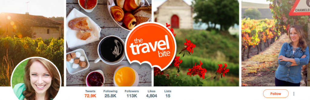 Rachelle Lucas Top Travel Influencers On Twitter