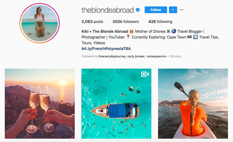 Kiersten Rich Top Instagram Brand Influencers
