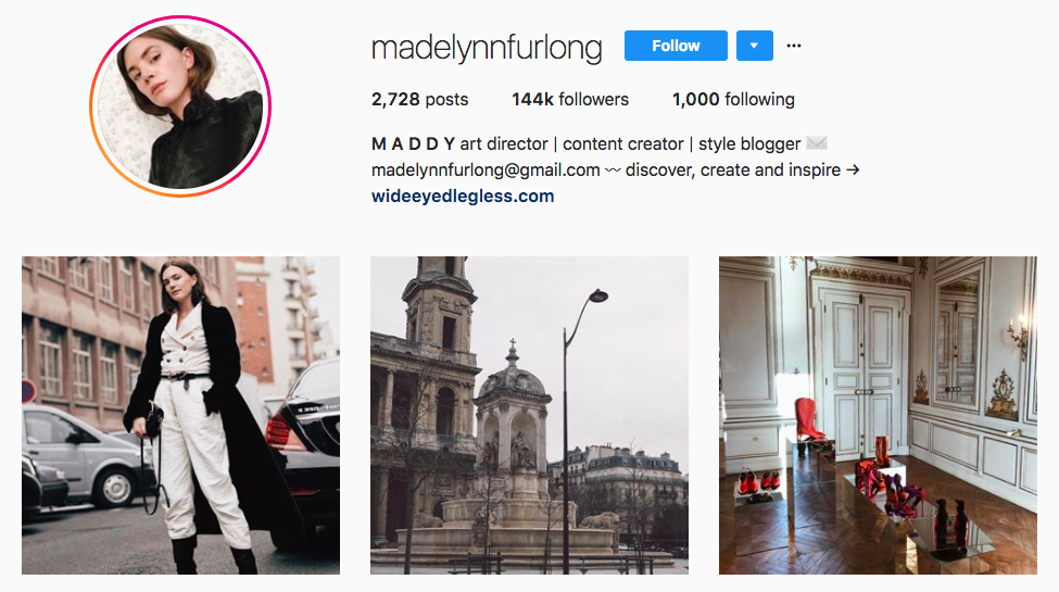 Fashion Instagram Influencers Meet The 25 Top Fashion Influencers On Instagram