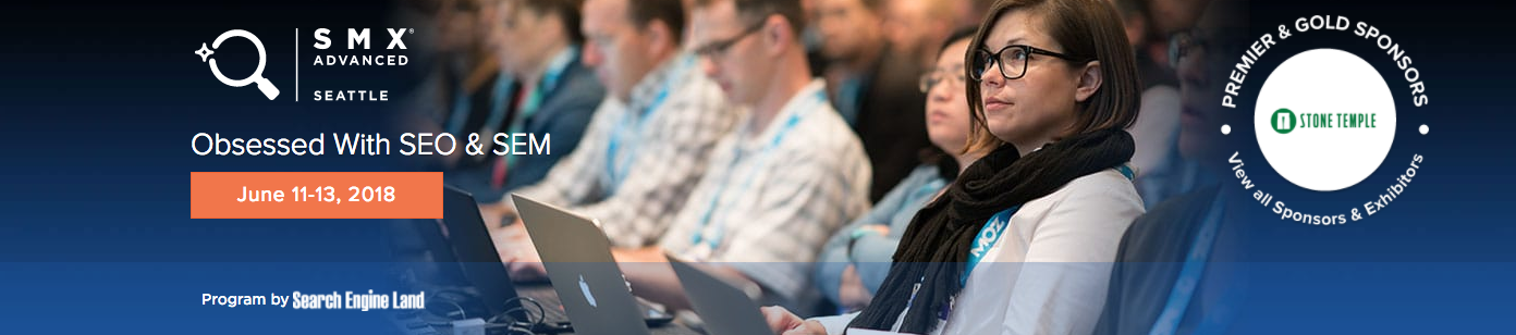 SMX Advanced 2018 Marketing Conferences