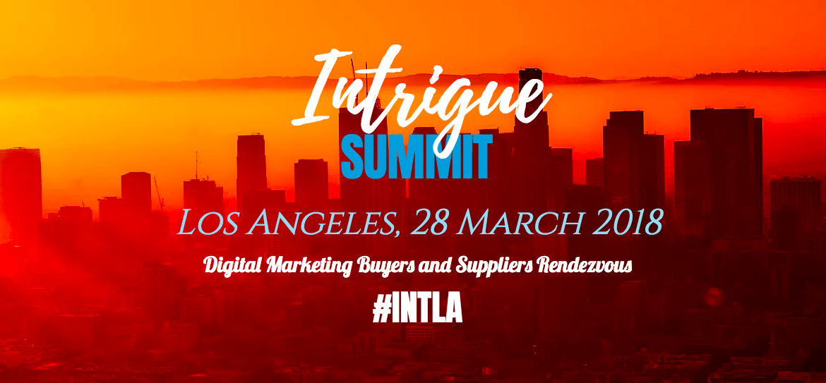 Intrigue Summit 2018 Marketing Conferences