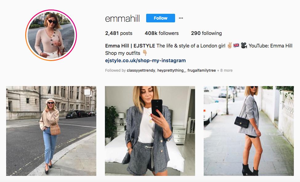 e11aad53a6 Top UK Influencers: Meet 25 United Kingdom Influencers