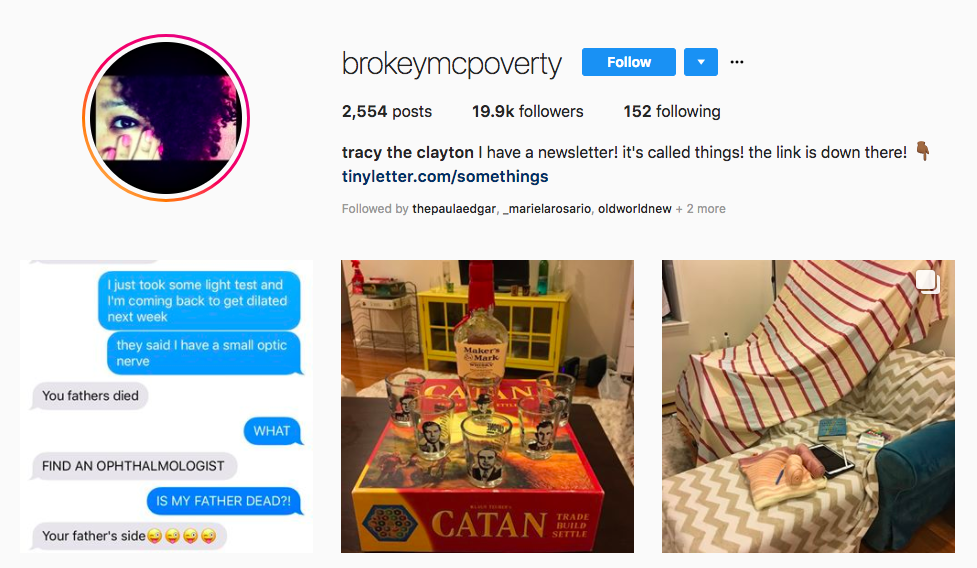 brokeymcpoverty top black social media influencers