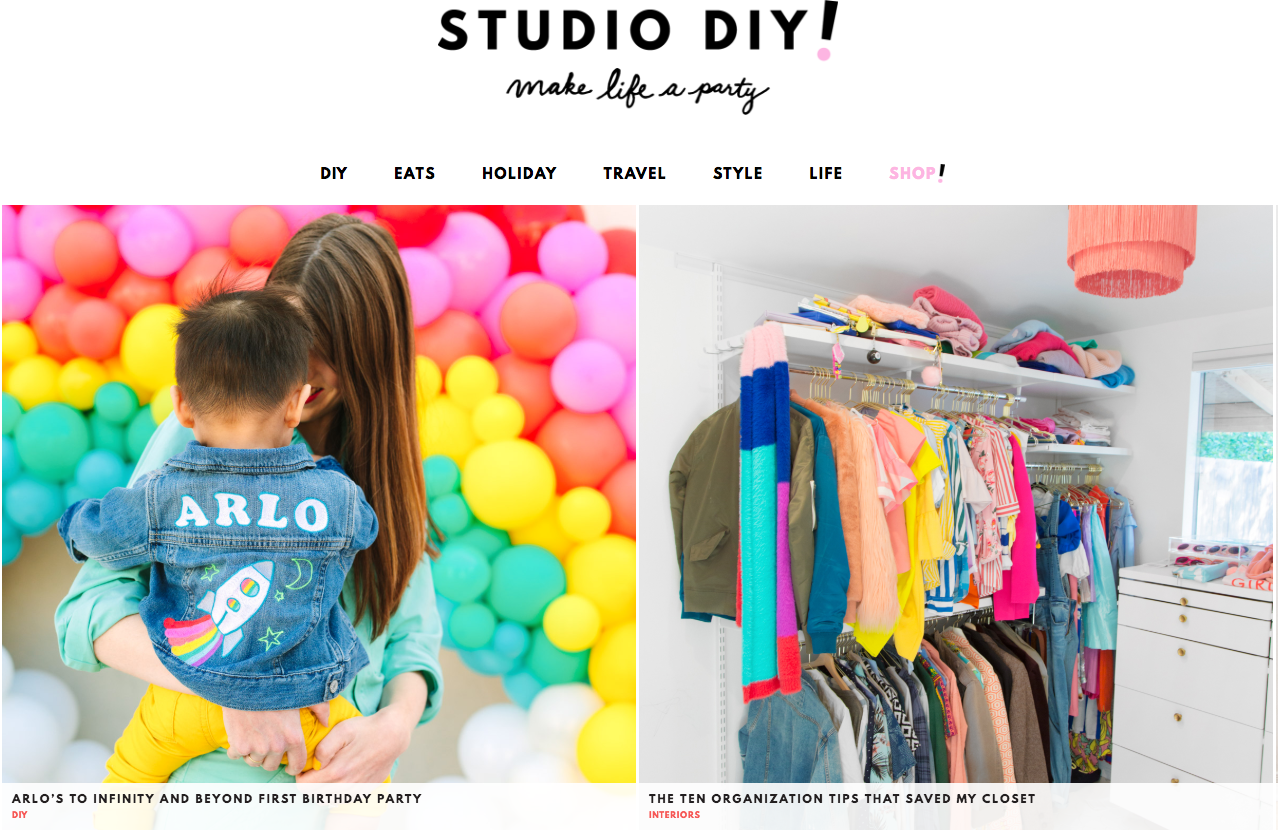 Studio DIY Craft Blogs