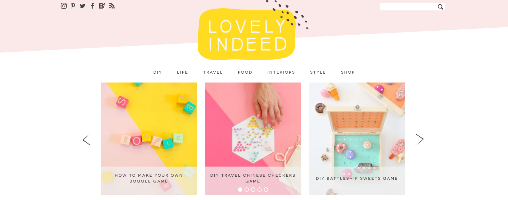 Lovely Indeed DIY Craft Blog