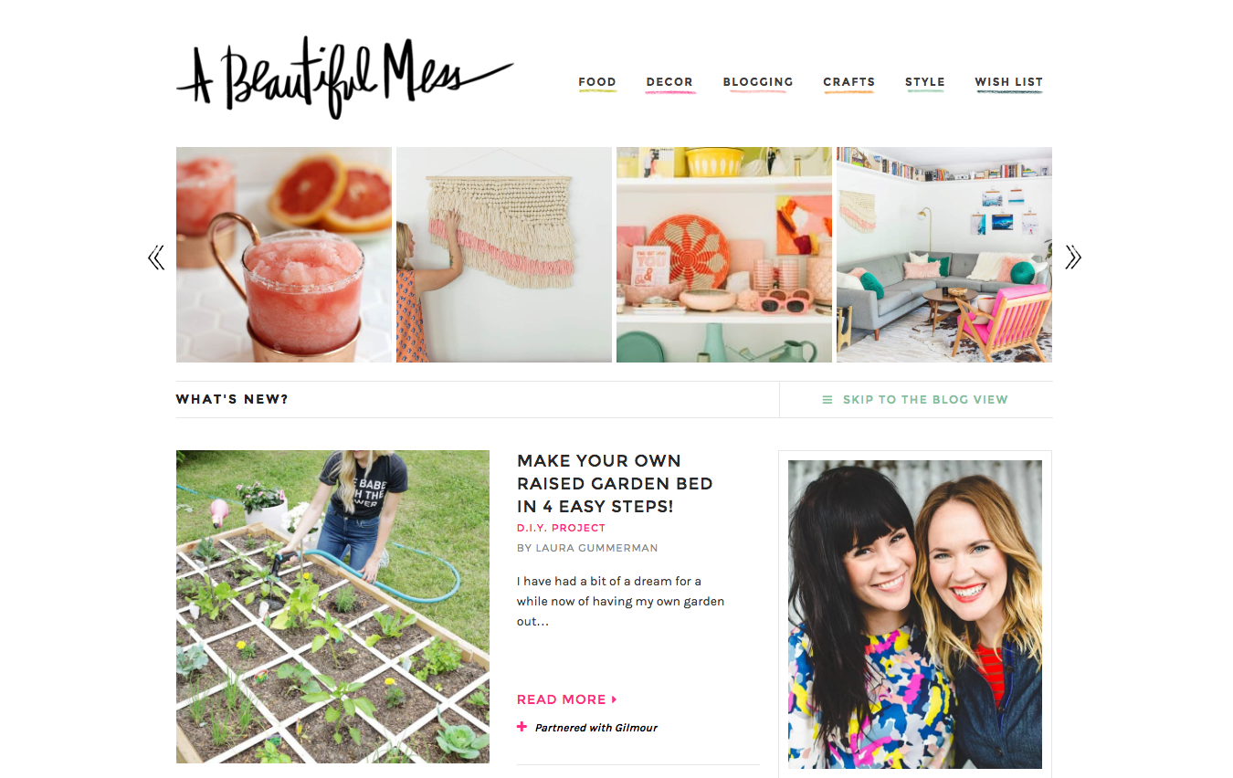 a beautiful mess diy craft blogs