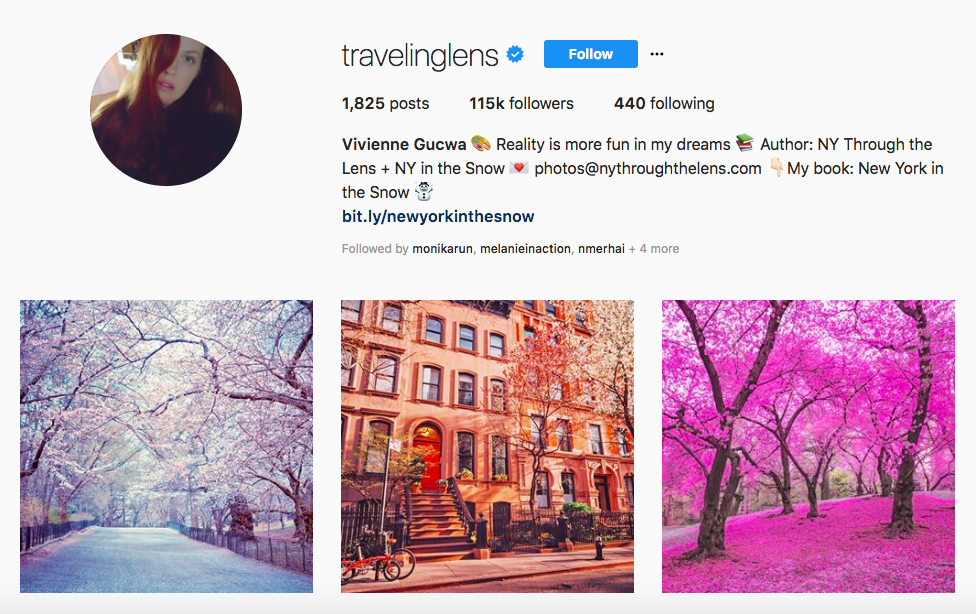 Vivienne Gucwa Top Luxury travel influencers