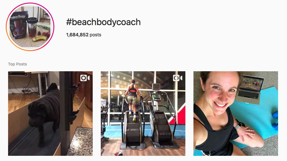 #beachbodycoach beach hashtags