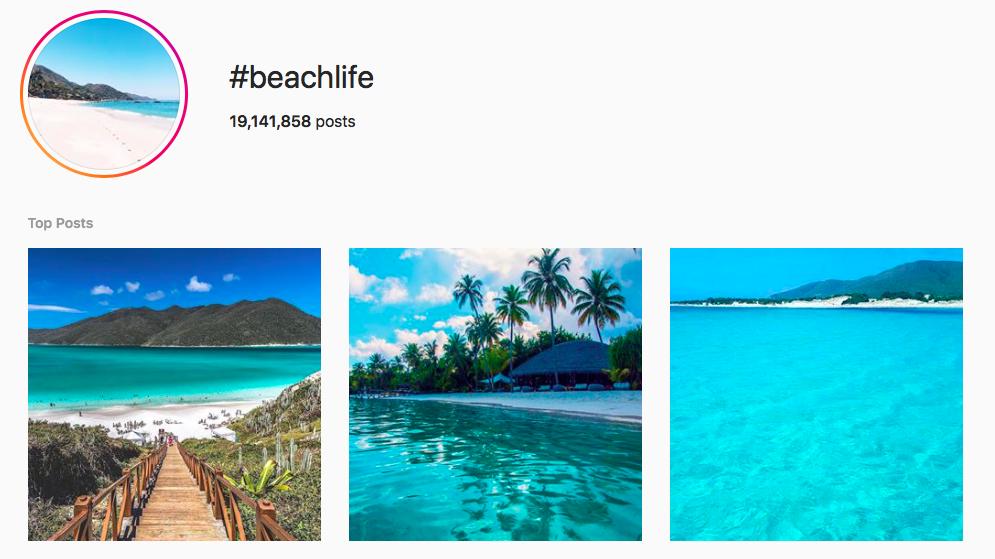 #beachlife beach hashtags