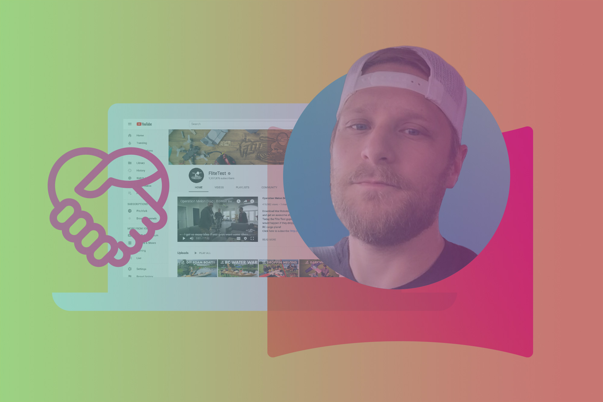 Influencer Spotlight: Stefan Ostergren