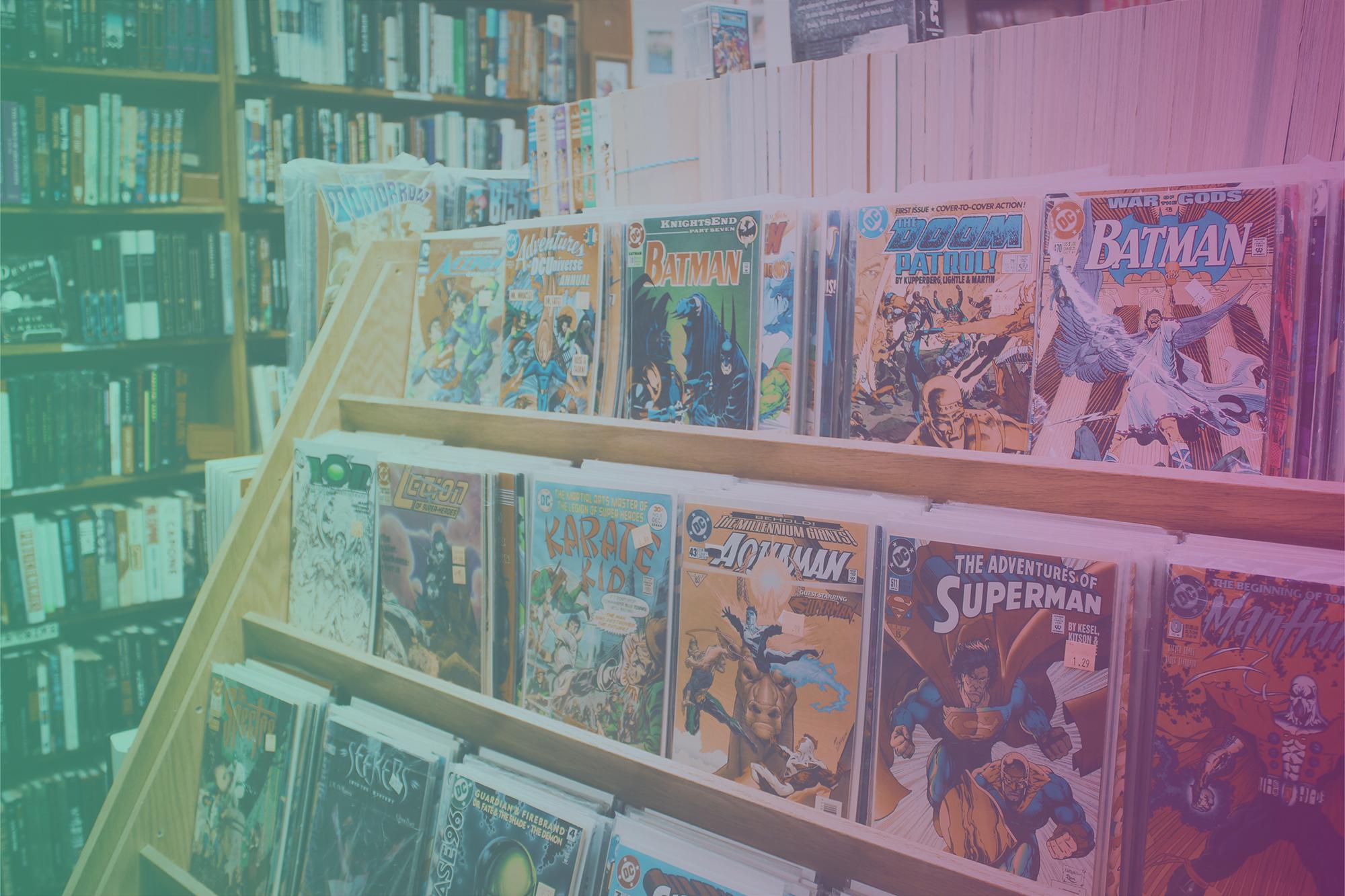 Top Comic Book Influencers on Instagram