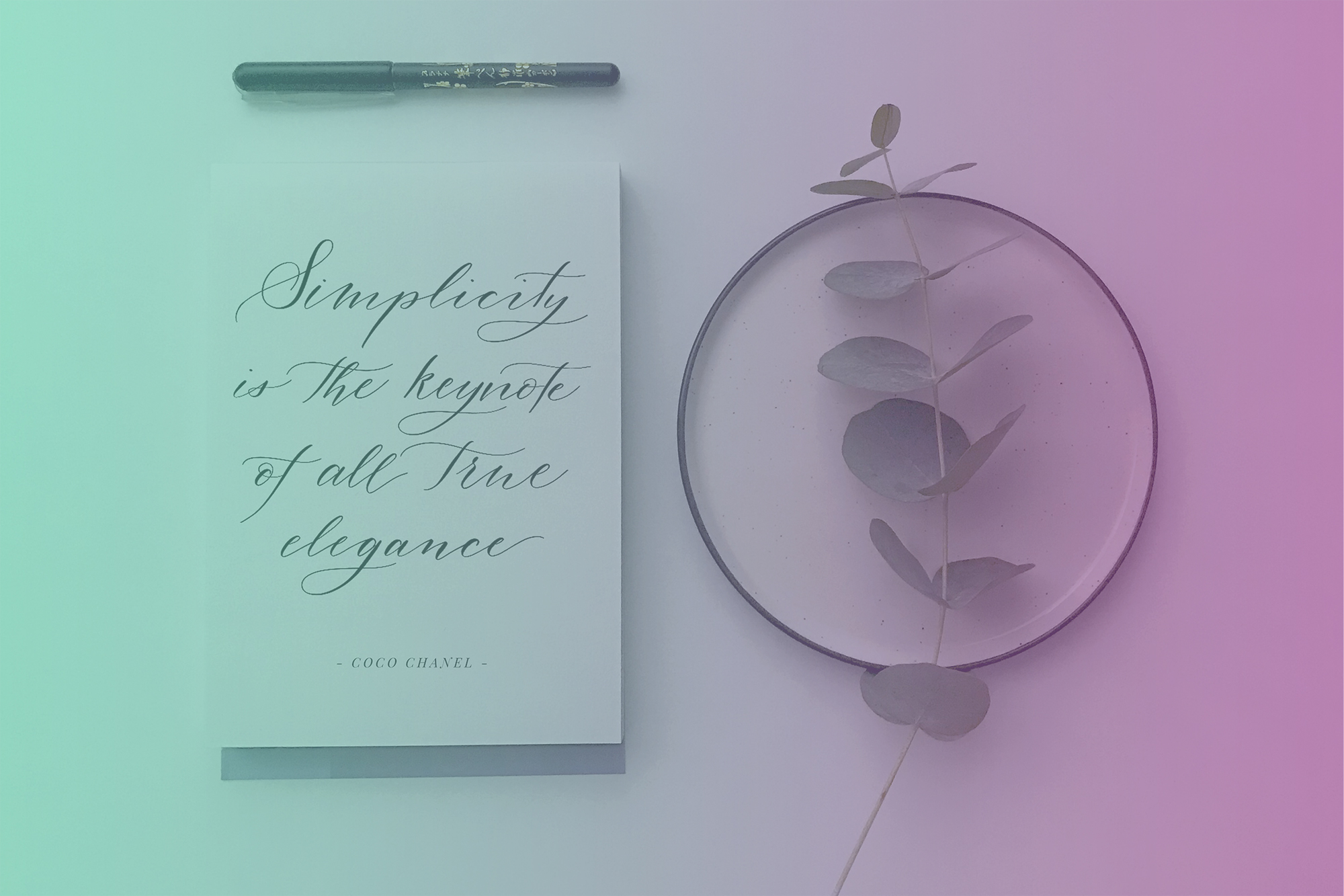 Best Calligraphy Influencers on Instagram