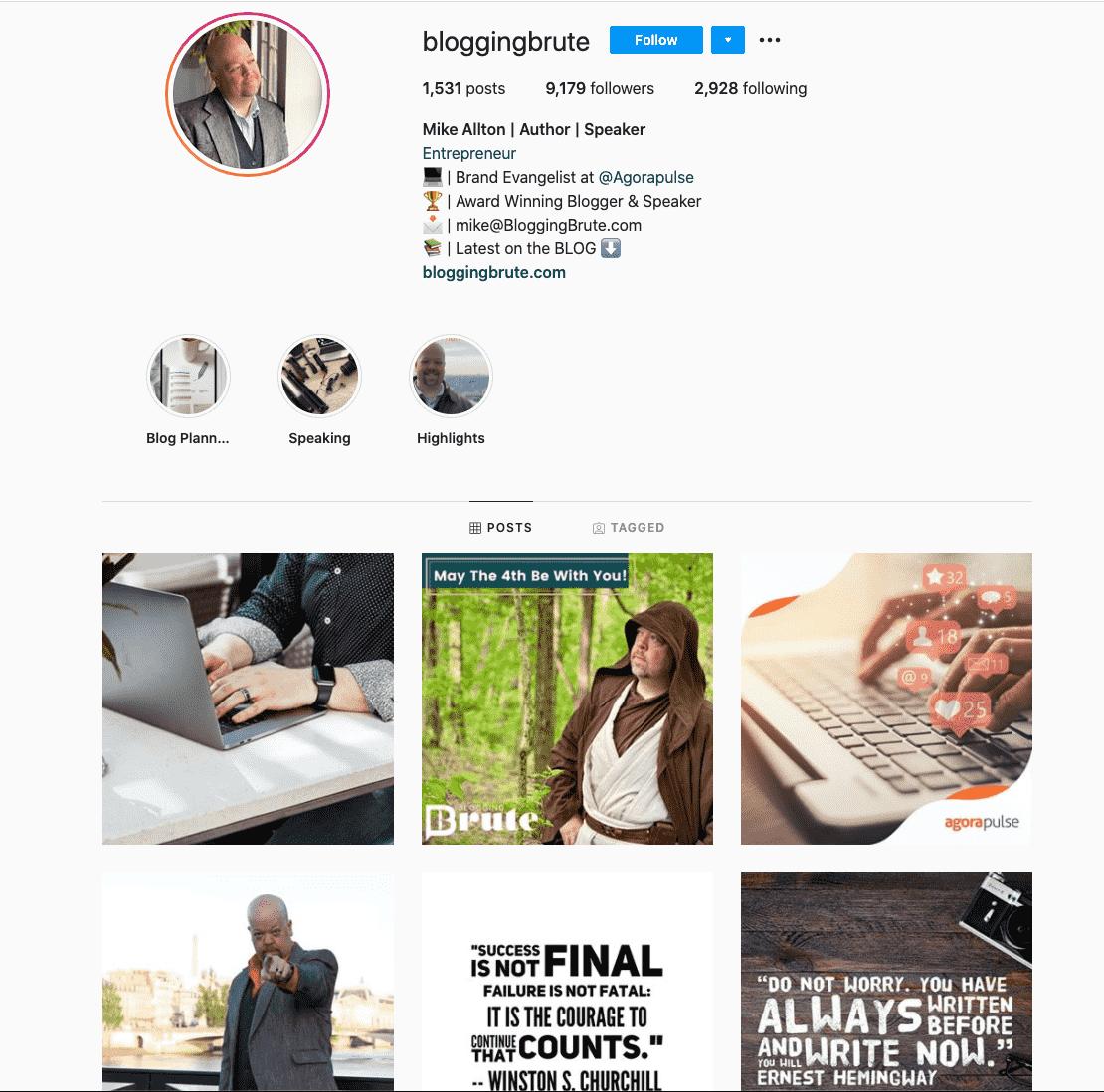 Mike Alton - Social Media Influencer