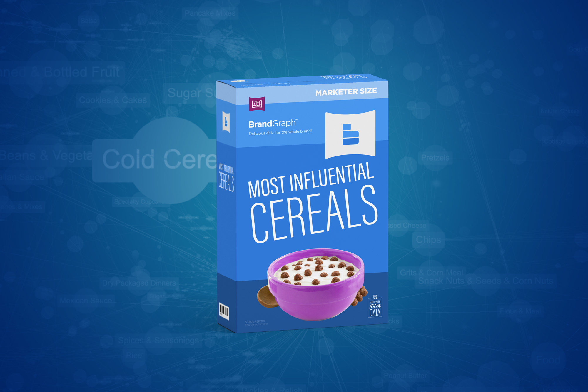 Kellogg's Rice Krispies identified by IZEA as 2020's 