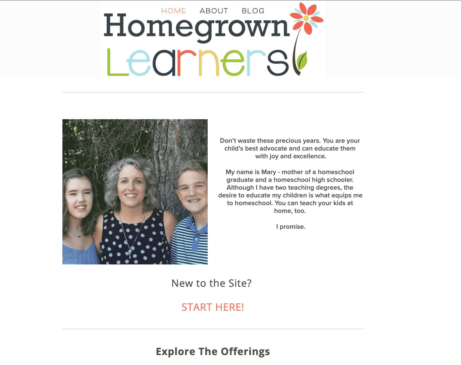 Home-Teaching Influencers