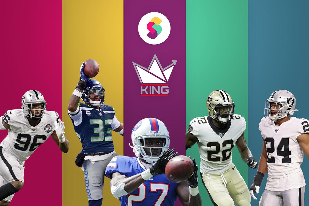 NFL and NBA Athletes Join Shake