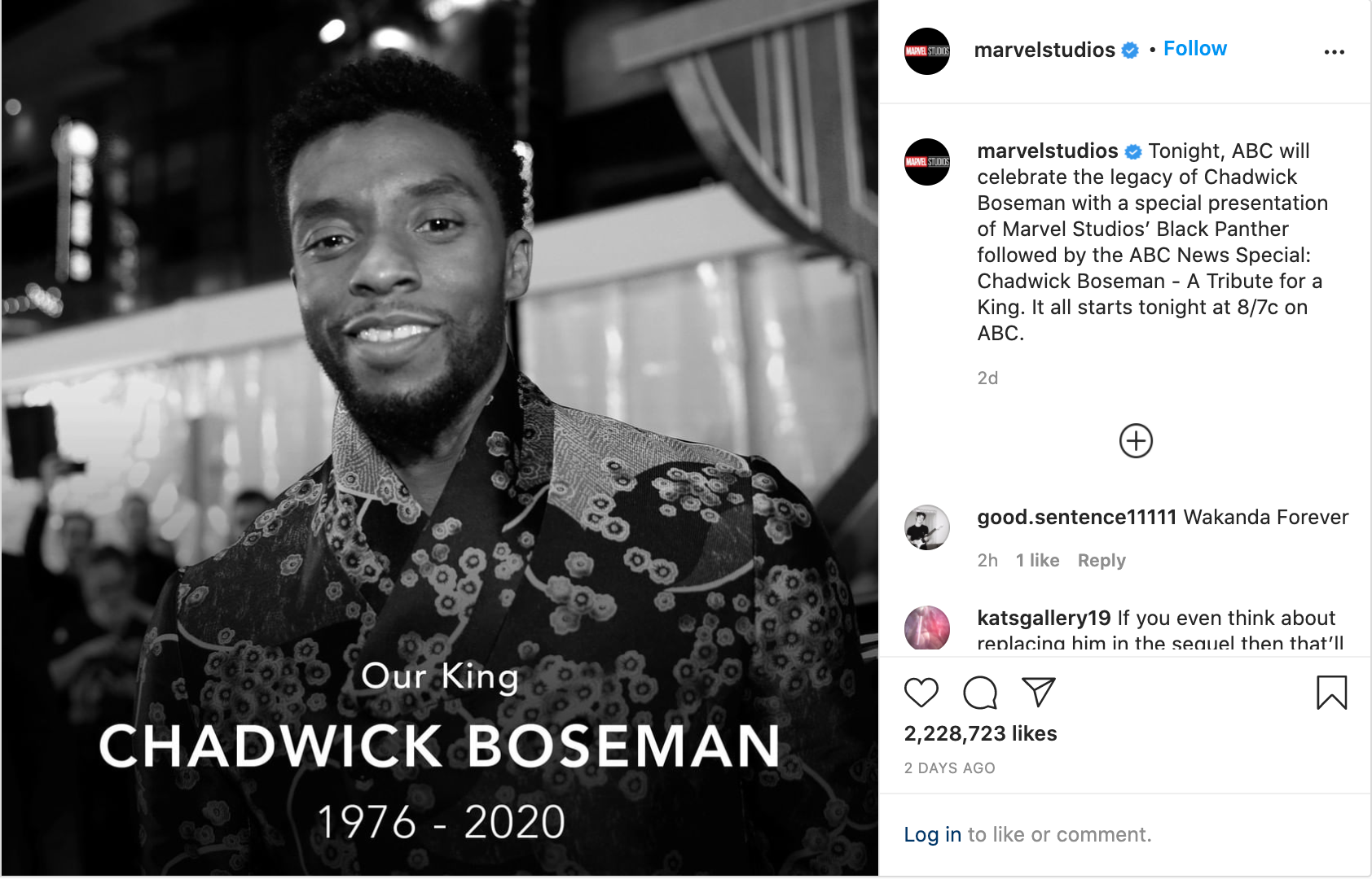 black panther instagrampost1