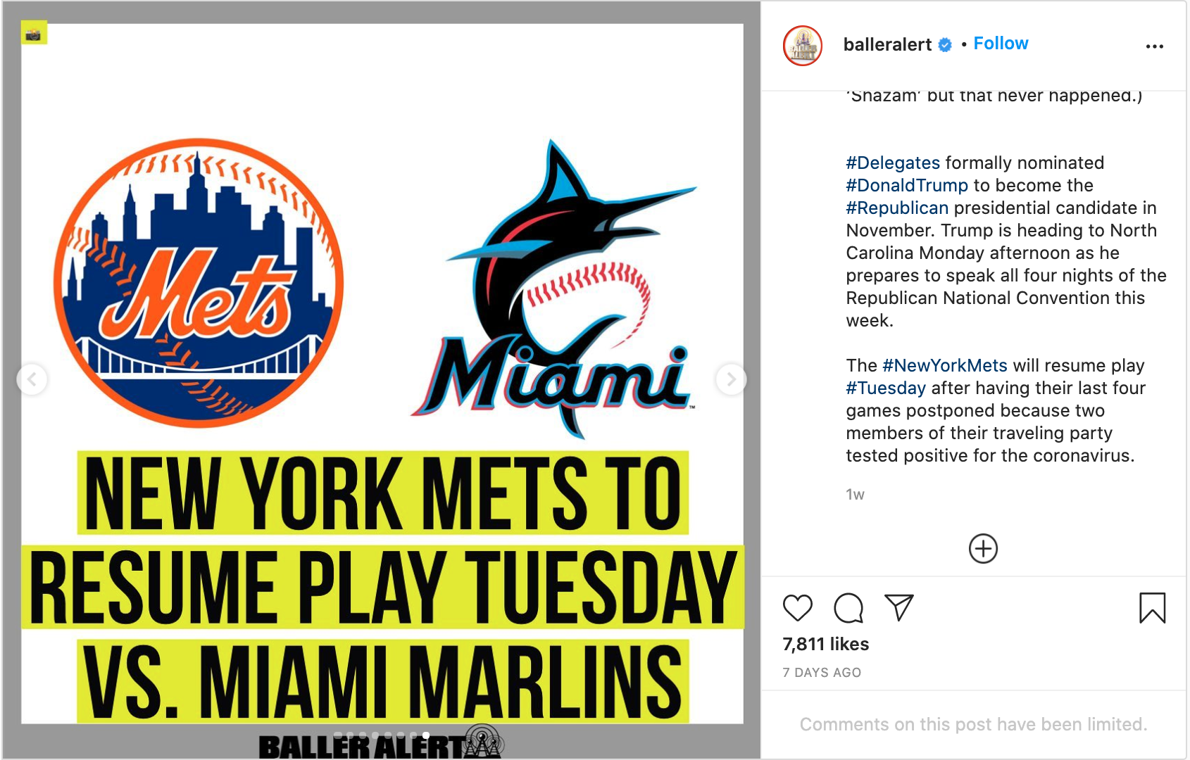 nymets insta post 2