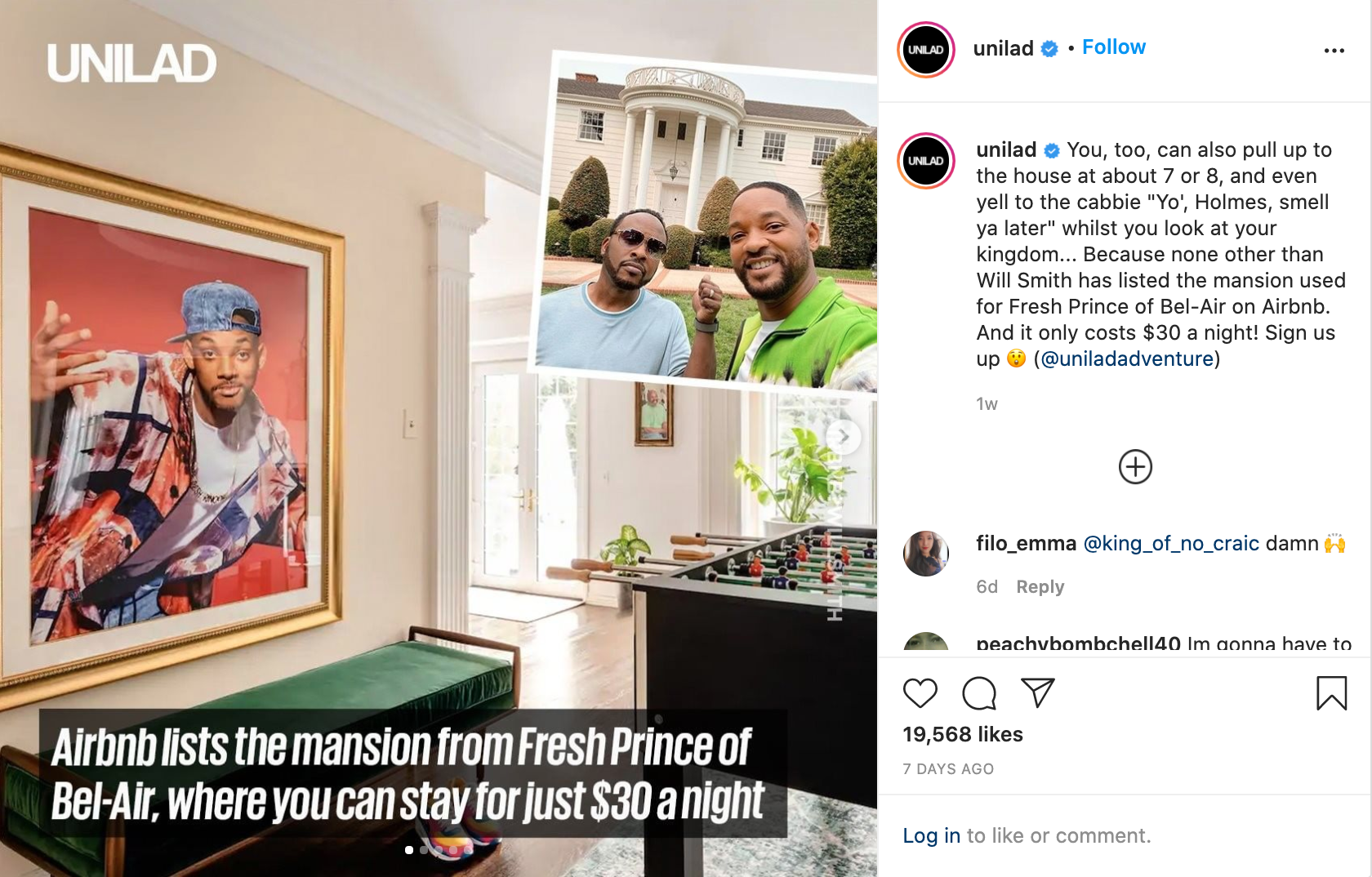 airbnb insta post 1