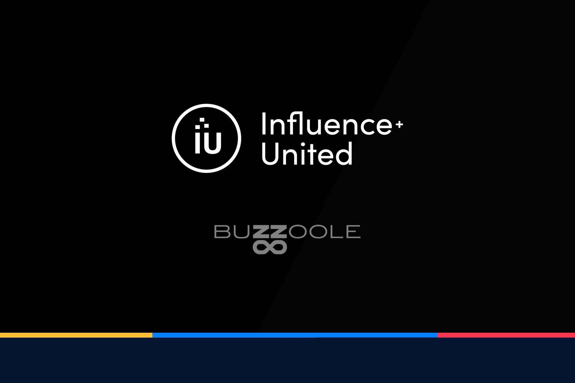 Influencer United Buzzoole background
