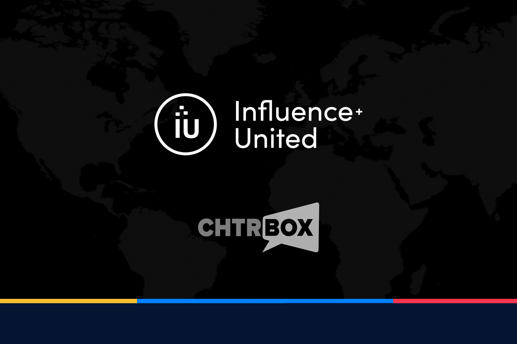 Influence+United Welcomes Chtrbox