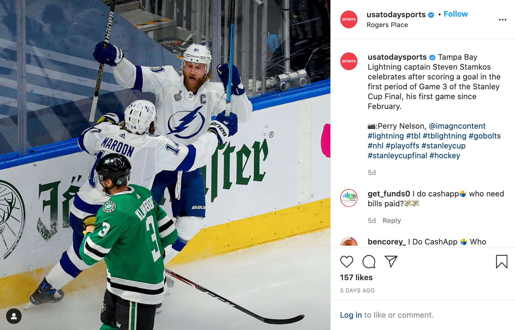 tampa bay lightning insta 3