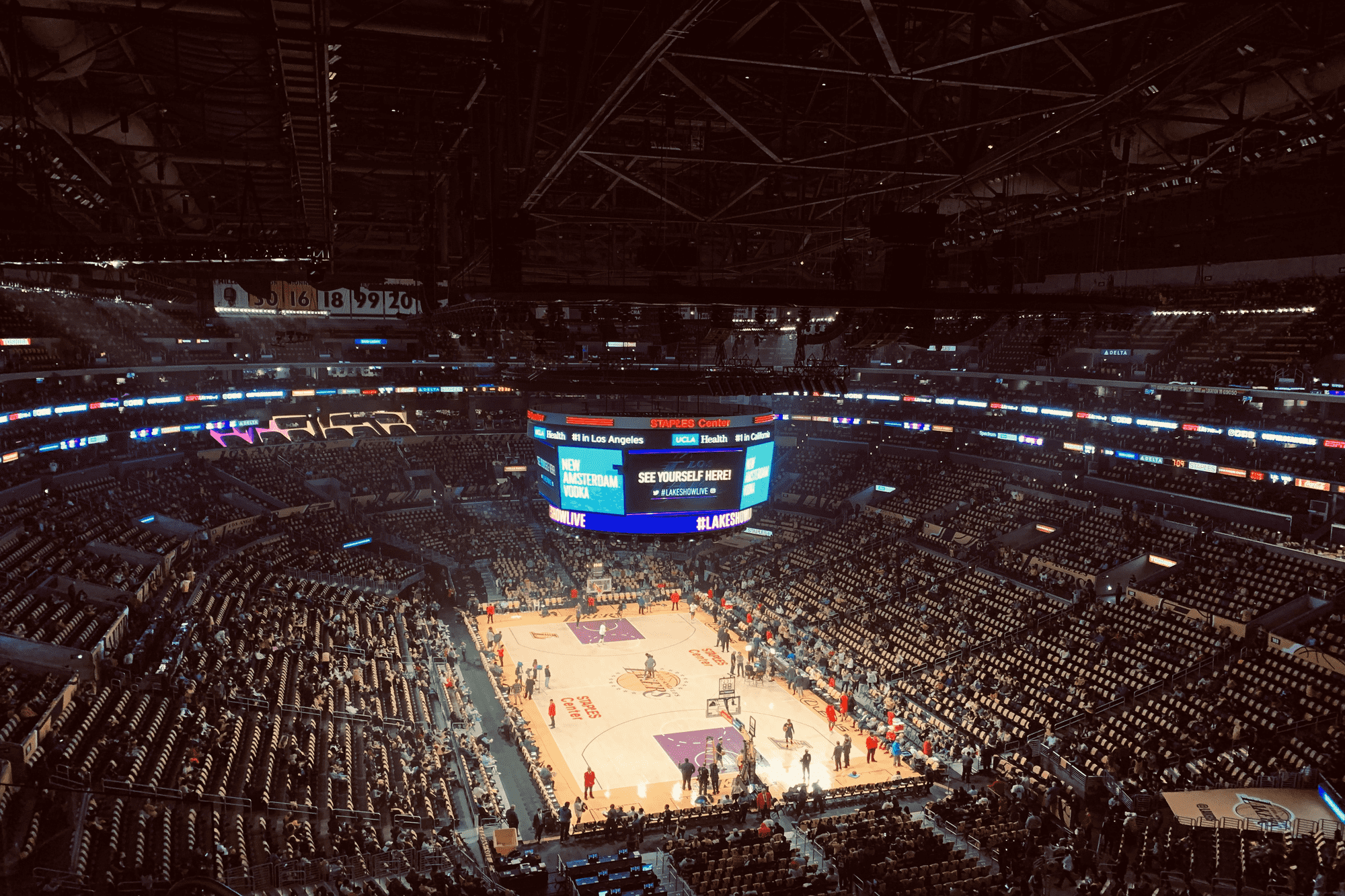 Los Angeles Lakers Trend on BrandGraph BrandGraph®After Winning NBA Finals