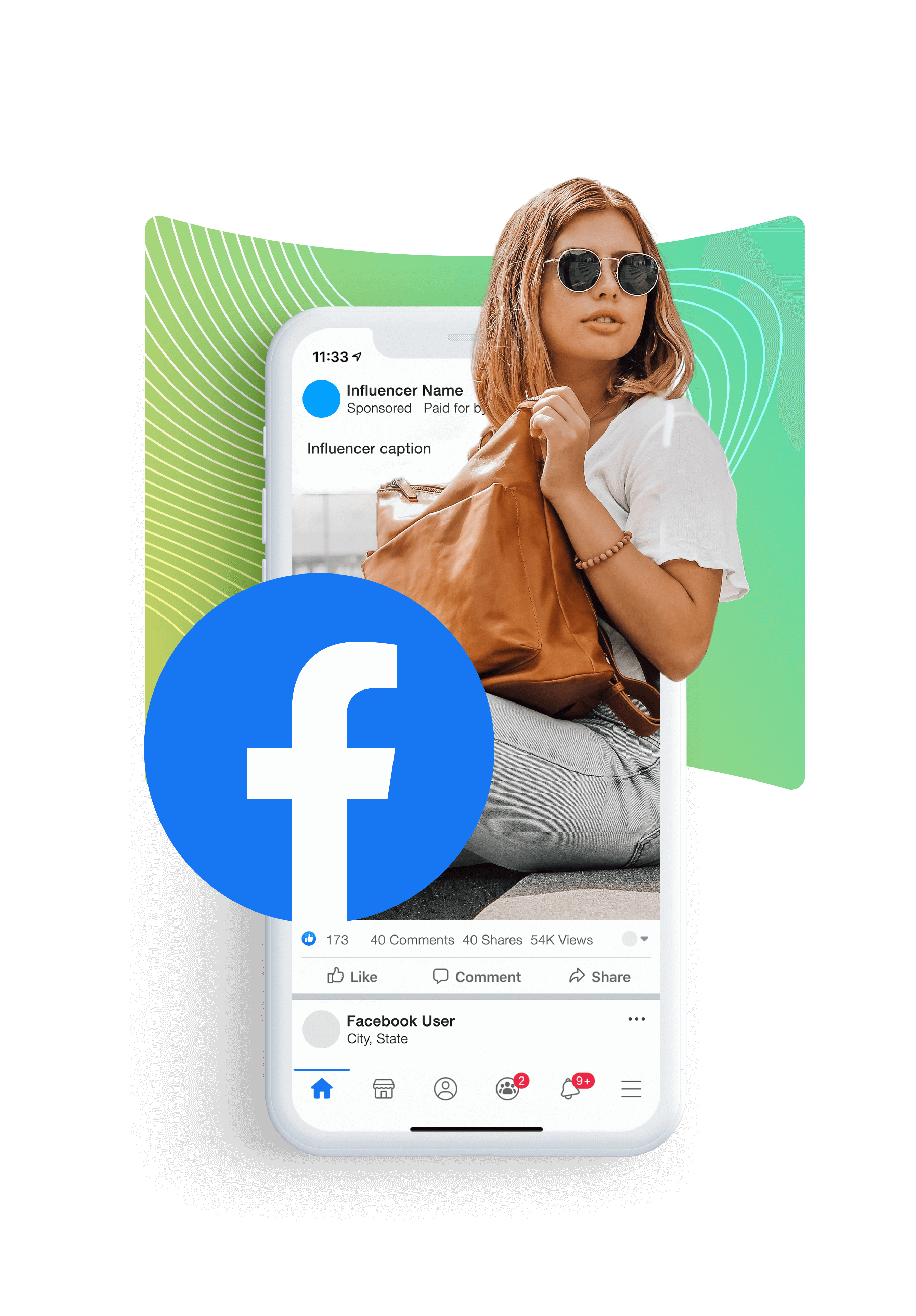 Facebook for Influencers: How to become a social media influencer on Facebook.