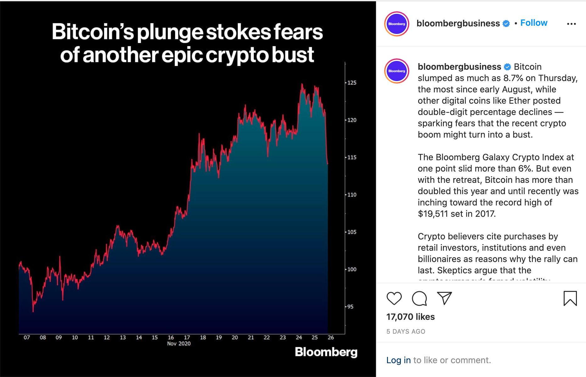 bitcoin insta post 1