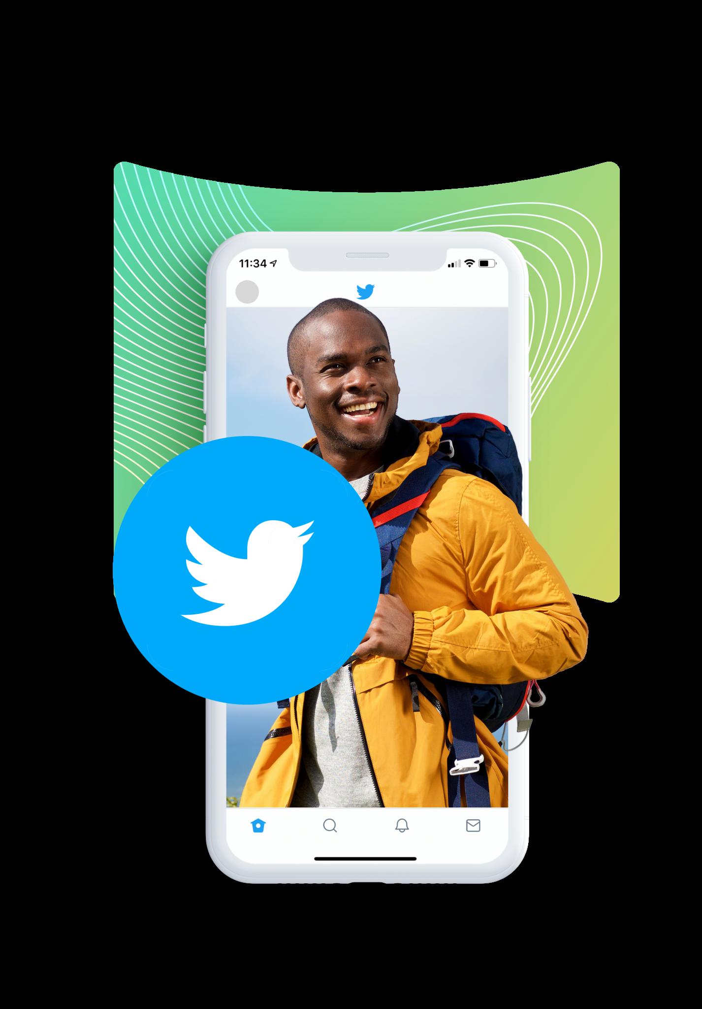twitter izea logo influencer