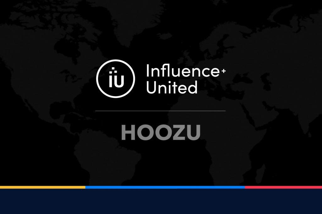 influence+united Hoozu globe